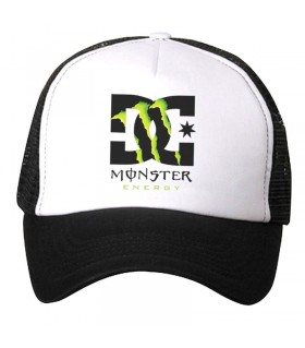 dg monster art printed cap